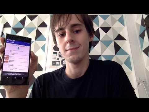 Musicologist demo on YouTube