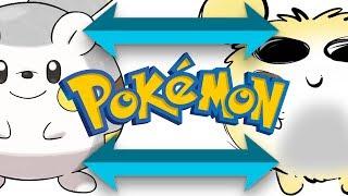 Blind Pokémon Drawing Challenge PART 2 | Butch Hartman