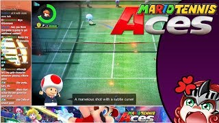 Mario Tennis Aces Salty Online Matches