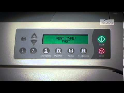 How to Program a Midmark M9/M11 Sterilizer