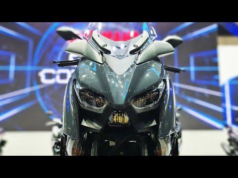 New Yamaha XMAX 300 2021