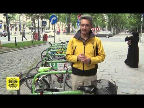 Fahrrad richtig sichern