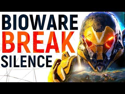 FINALLY! BioWare BREAK Their Anthem Silence…