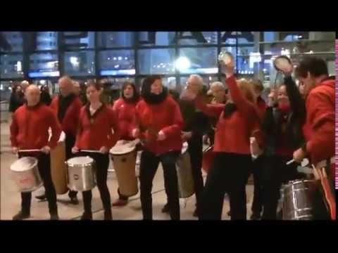 Opening Rotterdam C.S. 14 maart 2014