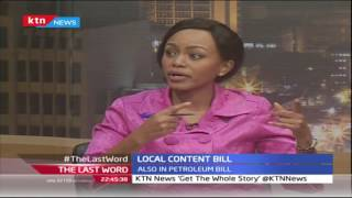 Last Word: Local Content Bill as proposed by Baringo Senator Gideon Moi, 15th November 2016 Part 2
