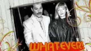 Freddie Mercury Forever Mary Austin