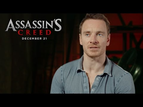 Assassin's Creed (Featurette 'World of Assassin's Creed')