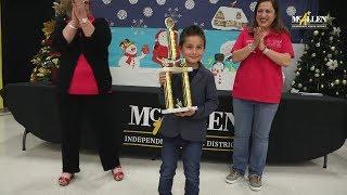 Elementary Science Fair 2018   McAllen ISD