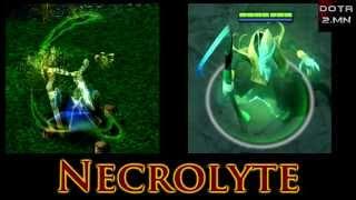 Dota vs Dota2 [Heroes]