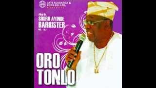 Barry @ Lagos Centre Club