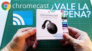 Chromecast 2 ¿Vale la pena? - Review - Unboxing - Conexión