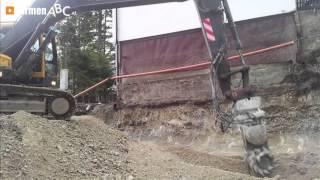 preview picture of video 'WAKI Trans GmbH in Seefeld in Tirol - Spedition, Erdbau, Abbruch, Hackgut-Erzeugung'