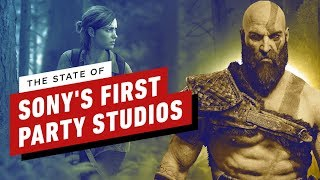 The State of PlayStation First-Party Studios