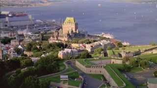Cruises departing from or arriving in Québec City