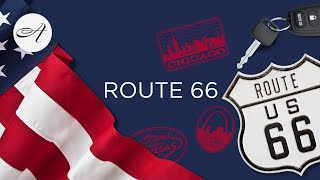 Audley presents Route 66