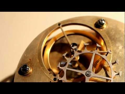 Cylinder Escapement