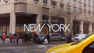 A Trip to New York 2015