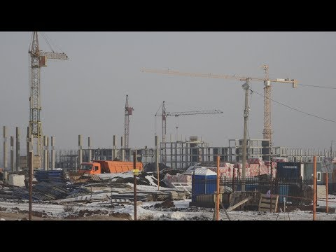 Комментарий Ковшова А.В. о возобновлении строительных работ ЖК