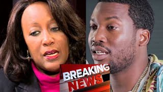Breaking News! Philly DA Makes HISTORIC MOVE Against Judge Brinkely In Meek Mill Case!