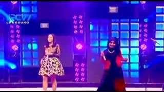 Indah, Ghaitsa, Novita Dewi, Hanin & Fatin   Brave Sara Bareilles   Mega Konser Dunia   YouTube