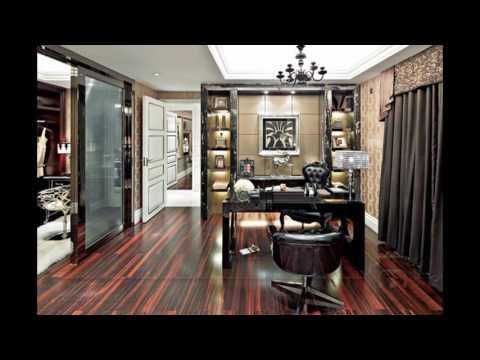 Идеи дизайна офиса в стиле Арт-деко от ДБНУ