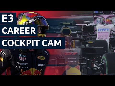 WHY IS COCKPIT CAM NOT A FORCED OPTION?! F1 2018 - смотреть онлайн