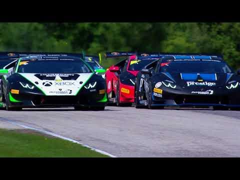 Up Next: 2018 Lamborghini Super Trofeo North America at Road America