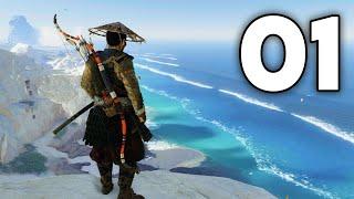 Ghost of Tsushima Iki Island - Part 1 - The Beginning (New DLC Expansion)
