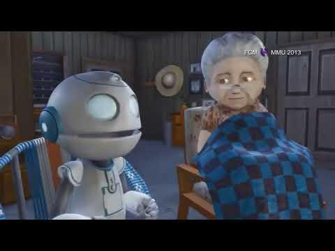 Cambio de Pilas Cortometraje Animado 3D HD