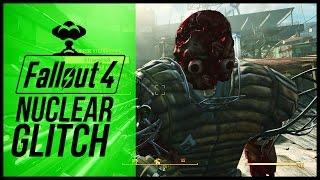 Fallout 4 - Nuclear Glitch