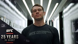 FINDING FORREST: The Story of Forrest Griffin, a True UFC Original