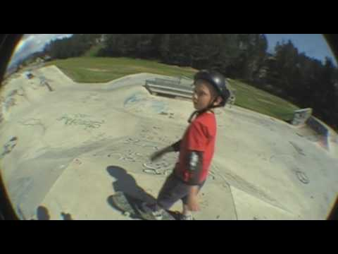 An afternoon at Viking Skate Park
