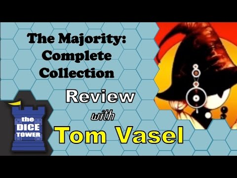 Dice Tower Reviews: The Majority: Complete Edition