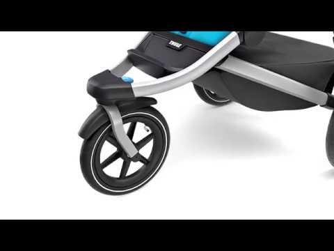 Carrito de Bebé Urban Glide 2 Azul Thule