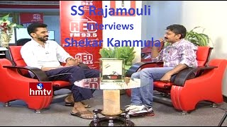 SS Rajamouli First TV Show | Sekhar Kammula Exclusive Interview | COME ON INDIA