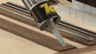 Laying Model Railroad Track: Tips and Tricks