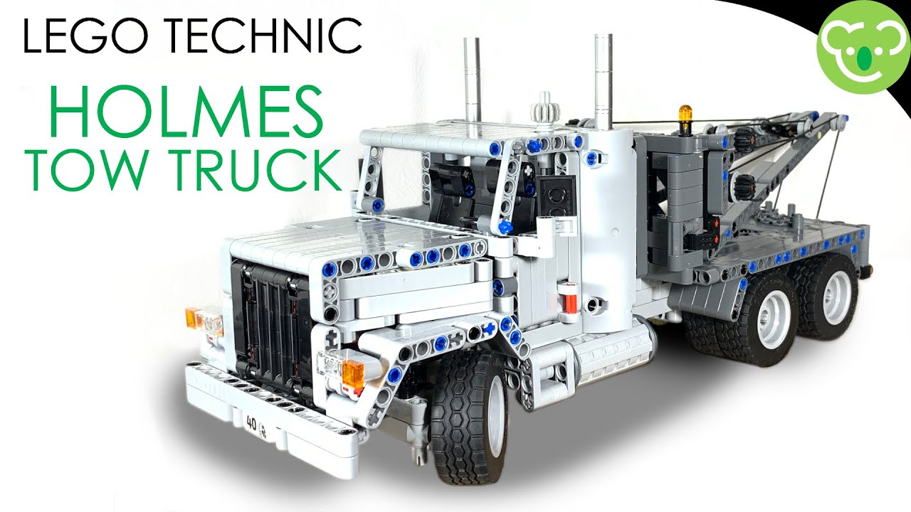 Tow Truck - LEGO Technic MOC
