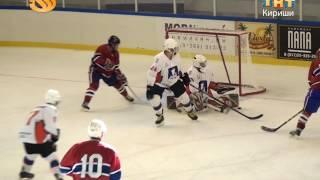 Хоккей. Киришане и канадцы