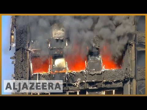 🇬🇧 Tributes paid to Grenfell victims in inquiry launch | Al Jazeera English