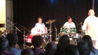 Drumoptreden Niels