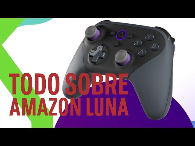 AMAZON LUNA: el servicio de streaming de videojuegos por solo 5,99$