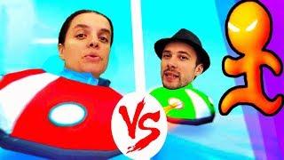 ПРоХоДиМеЦ против БолтушкИ в мини Играх от СТИКМЕНА! #14