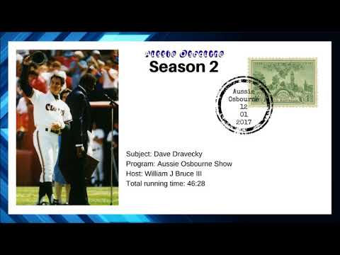 Author and former MLB pitcher Dave Dravecky Interview