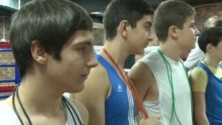 Лучшие боксеры страны провели открытую тренировку для юных сочинцев. Новости Эфкате Сочи