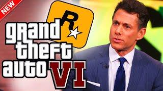 Rockstar Games CEO Confirms HUGE GTA 6 Details! Location, Story Line, Release Date & More!? (GTA VI)