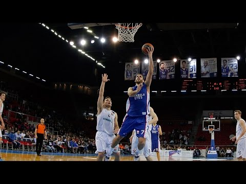 Highlights: Top 16, Round 11 vs. Anadolu Efes