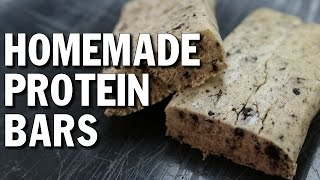 Cheap Homemade Protein Bars Better Than The Store