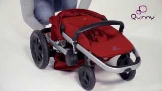 Quinny Buzz Xtra | How to use the Buzz Xtra 4 wheels