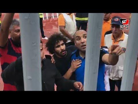 عبدالله جمعة يبحث عن مشجع زملكاوي طلب قميصه