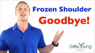 Frozen Shoulder Exercises - Exercises For Frozen Shoulder - Exercises For Shoulder Pain